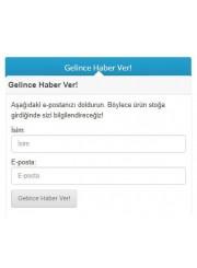 Opencart Gelince Haber Ver Modülü