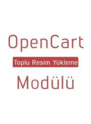 Opencart Toplu Resim Yükleme Modülü