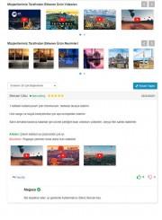 Opencart Ürün İncelemeleri Modülü