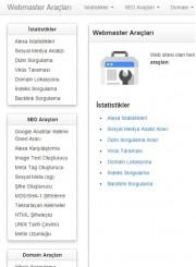 Php Webmaster Araçları Scripti