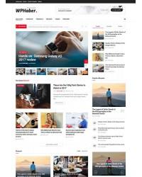 WordPress Haber & Magazin Teması
