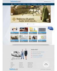 Wordpress Halı Yıkama Teması