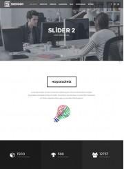 Sierra Wordpress Kurumsal ve Ajans Teması