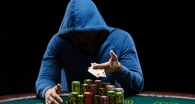 Poker-Player-Showing-Pair-Aces-Stock-Photo-(Edit-Now)-366651887—Shutterstock