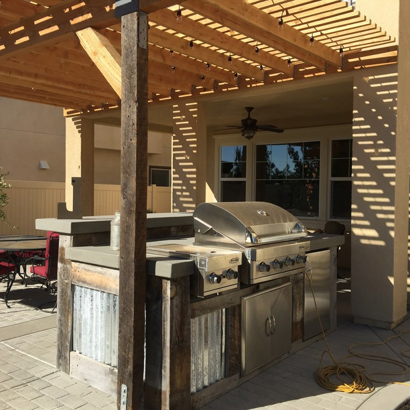 dreamin of an outdoor kitchen