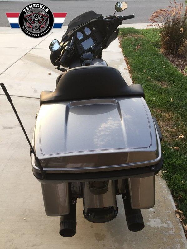 Custom 2016 Harley Davidson Flhtcul Ultra Classic Low