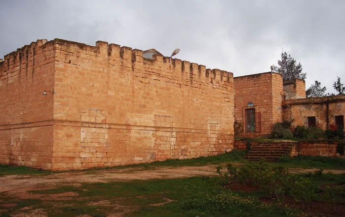 Qasr Libya Gasr Lybia Libya Castle
