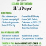 DESIGNER UX – RECIFE/PE
