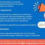 ENGENHEIRO EM ELETRÔNICA – FORTALEZA/CE