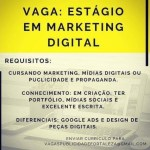 ESTAGIO EM MARKETING DIGITAL – FORTALEZA/CE