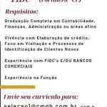 GERENTE COMERCIAL JÚNIOR – FORTALEZA/CE