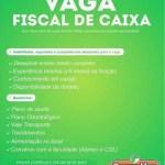 FISCAL DE CAIXA (ENVIAR CV ATÉ 29/05/20) – FORTALEZA/CE