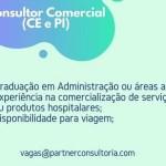 CONSULTOR COMERCIAL (CE E PI) – FORTALEZA/PE