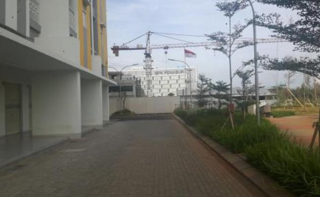 Kios Disewakan Di Apartemen Spring Lake Summarecon Bekasi