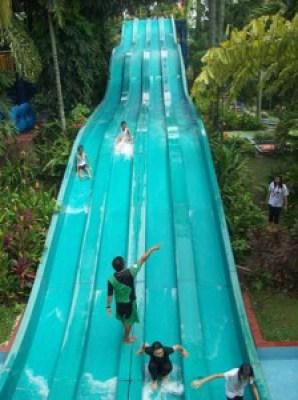 The Jungle Waterpark Bogor Indonesia