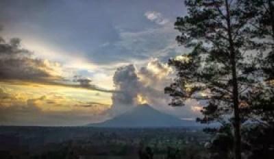 Sunrise di Bukit Gundaling