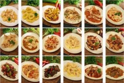 Menu kuliner D'Cost Bandung 5