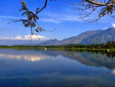 Objek wisata Situ Bagendit Garut 1