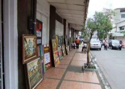 Bandung old town