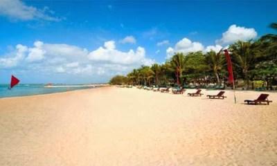Tempat wisata Pantai Sanur Bali 2
