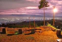 INDAHNYA CITY LIGHT DI BUKIT MOKO BANDUNG