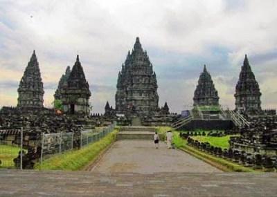 Prambanan temple Indonesia 2