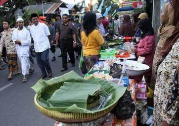 Ngabuburit di Kampung Jogokaryan