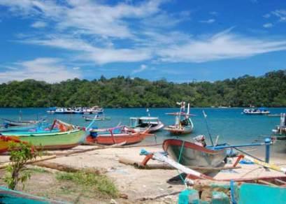Pantai Sendang Biru Donomulyo