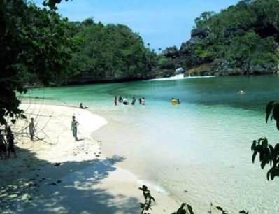 Pantai Sendang Biru Wikipedia