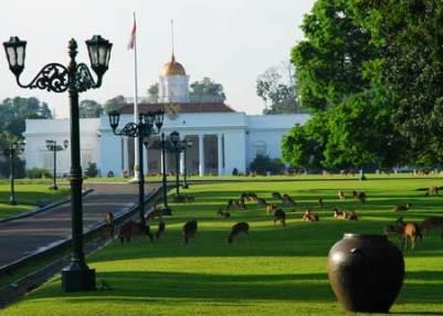 Sejarah Istana Bogor