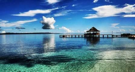 Pantai Ora Maluku Tengah
