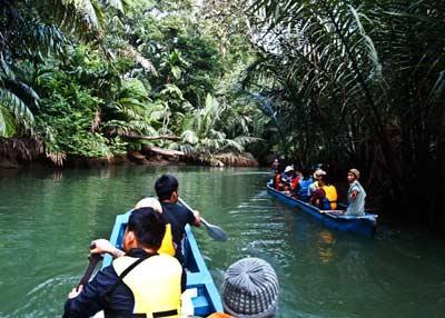 Paket wisata taman nasional ujung kulon