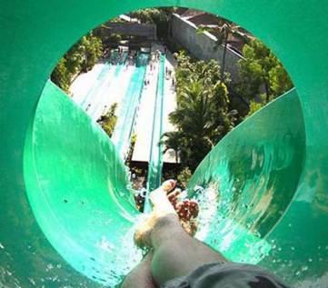 Waterboom Bali harga