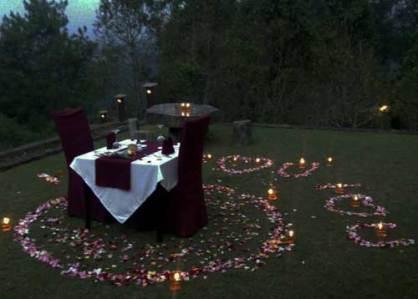 tempat makan romantis di Kota Bandung