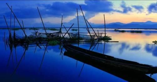 Danau tondano Manado