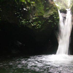 Air Terjun Batu Belah Sibolangit