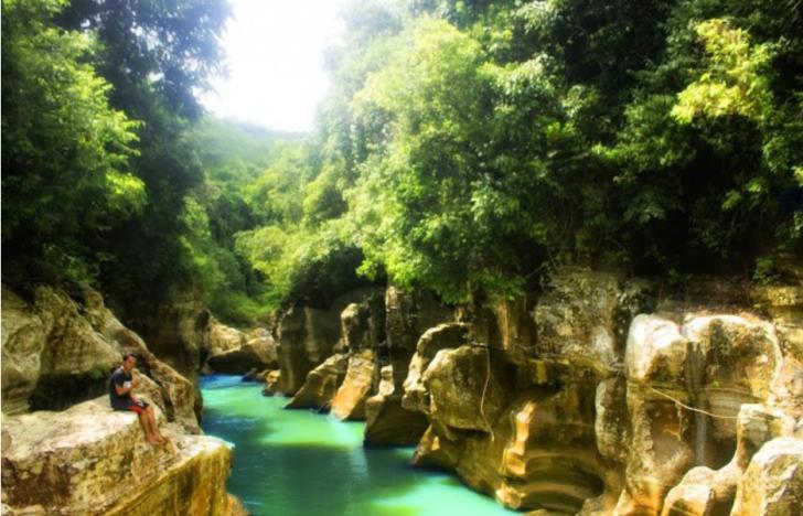 Pesona Tonyong Canyon