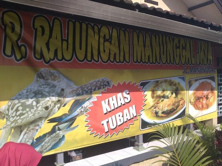 Rekomendasi Tempat Wisata Kuliner di Tuban yang Enaknya Kebangetan-Kari Rajungan Manunggal Jaya