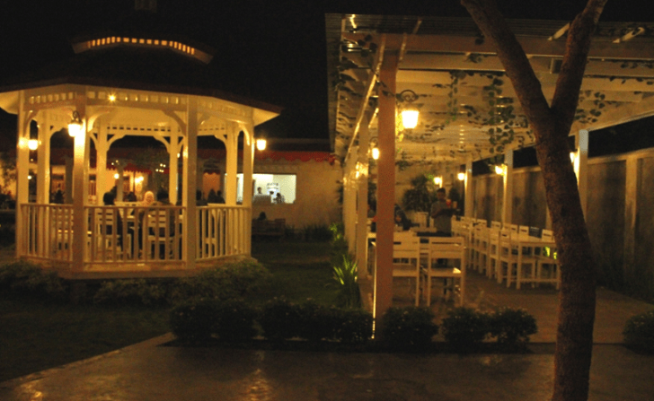 Tempat Wisata Romantis di Yogyakarta - Secret Garden Coffee and Chocolate