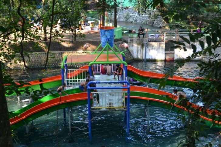 Tempat wisata di Tuban Yang kekinian - Pemandian Bektiharjo