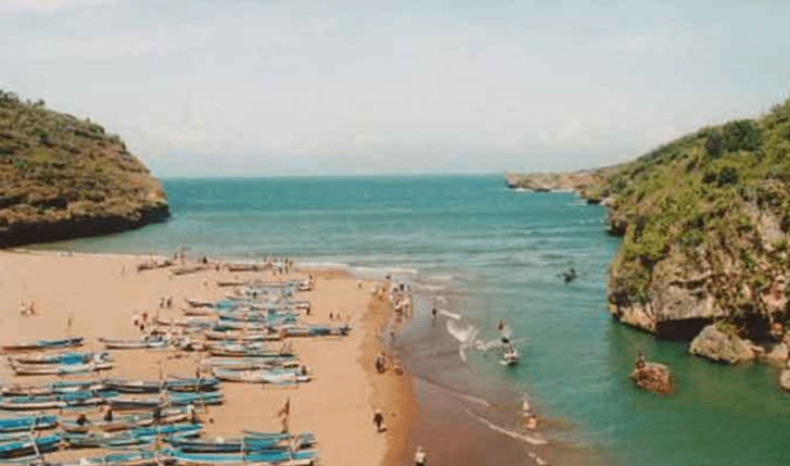 Fasilitas Pantai Baron Yogyakarta