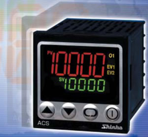 temperature controller wiring diagram bending moment uniformly distributed load shinko acs-13a series