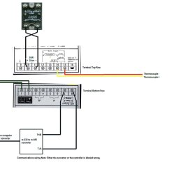Pid Temperature Controller Kit Wiring Diagram Simple Of Human Eye Wire The Switch In As Shown Below