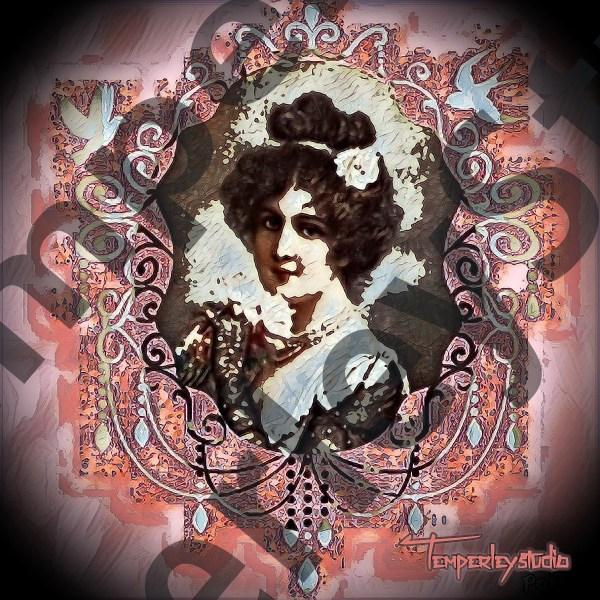 Chandelier Lolita lady cameo