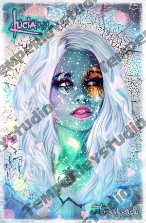 Lucia mystic girl