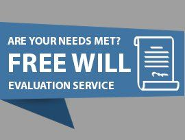 free will evaluation service Caversham Reading
