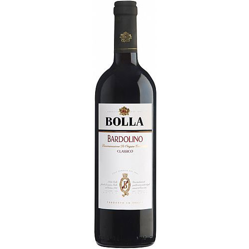 Bardolino Classico, Bolla