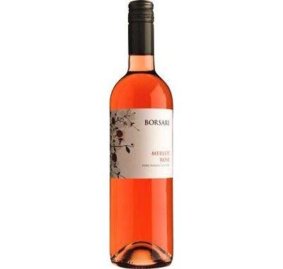 Borsari Merlot Rose
