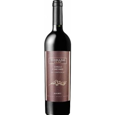 Terrazas Las Compuertas Single Vineyard Malbec