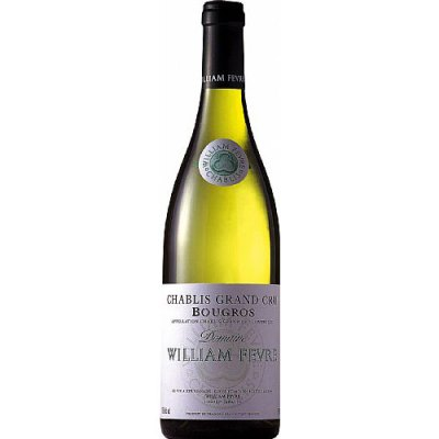William Fevre Bougros Grand Cru